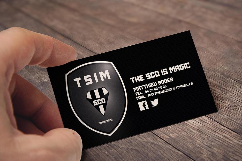 Carte de visite de TSIM