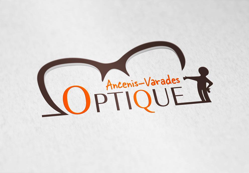 Logo de Ancenis Varades Optique