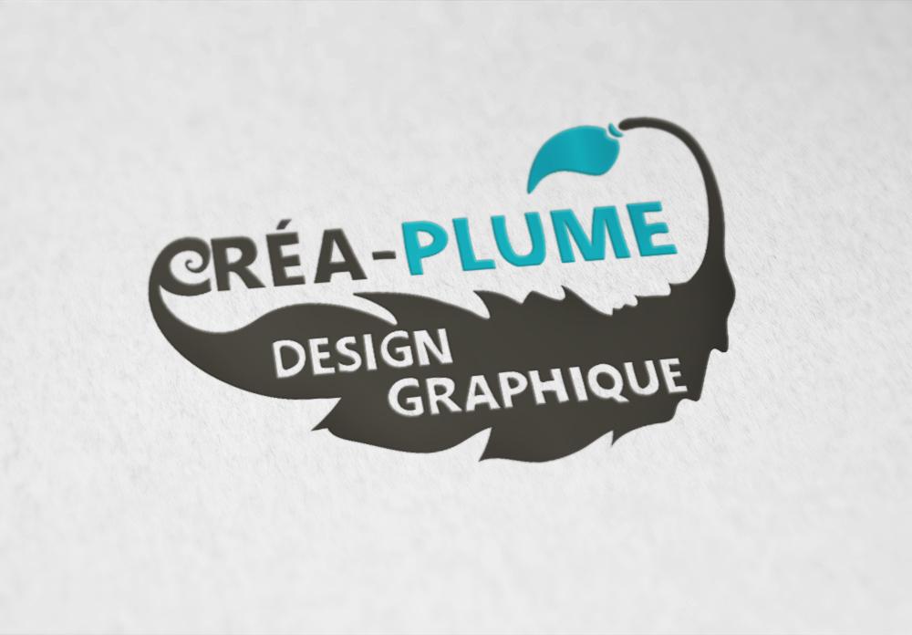 Logo de Créa-Plume