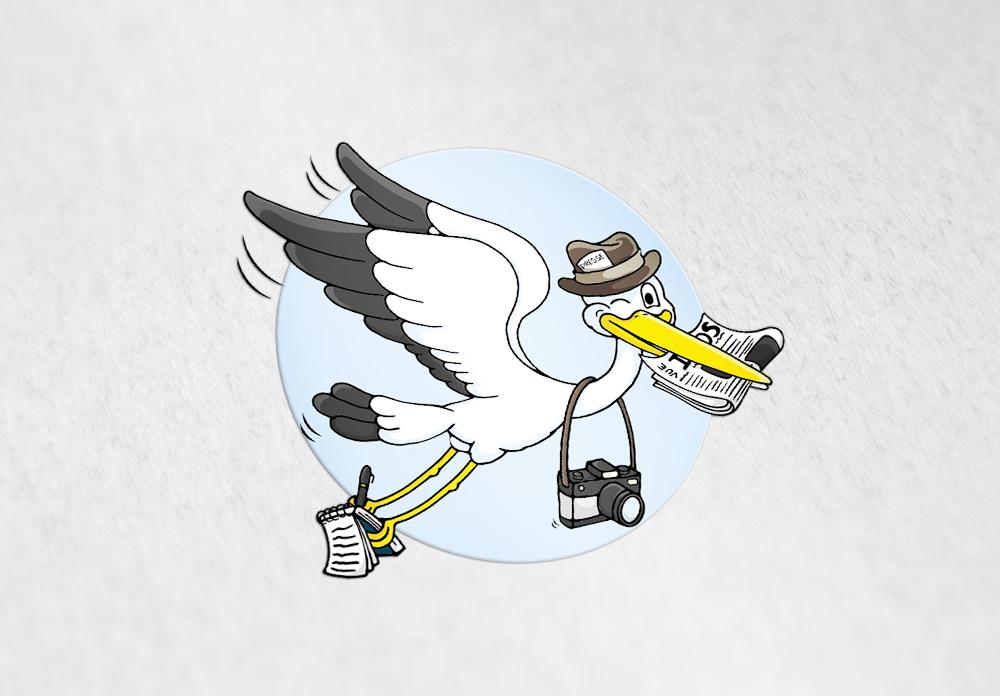Logo du journal de la ville de Vue