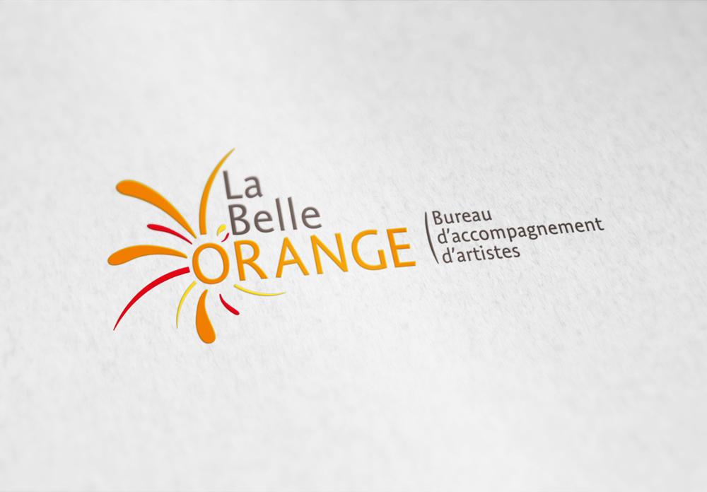 Logo de la Belle Orange