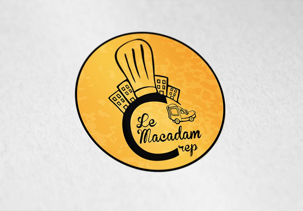 Logo Le Macadam Crep